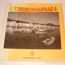 Libros de segunda mano: VV.AA. 4 VISIÓNS DE CANGAS 4. RM74884. . Lote 57319608