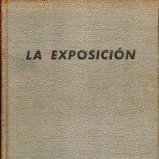 Libros de segunda mano: BERG : LA EXPOSICIÓN (FOTO BIBLIOTECA OMEGA, 1955). Lote 57492426