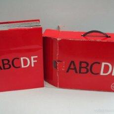 Libros de segunda mano: ABCDF: DICCIONARIO GRAFICO DE LA CIUDAD DE MEXICO FAESLER BREMER CRISTINA 2001. Lote 57543737