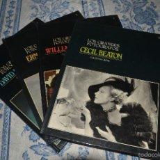 Libros de segunda mano: LOTE DE CUATRO LIBROS LOS GRANDES FOTOGRAFOS DE ORBIS. Lote 57580154