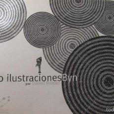 Libros de segunda mano: 40 ILUSTRACIONES BYN DE DANIEL ROLDÁN (ALTAMIRA). Lote 57819373