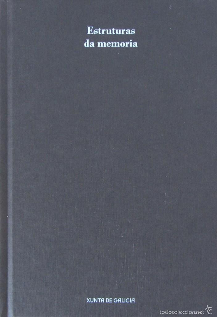 ESTRUTURAS DA MEMORIA. CASA DA PARRA. SANTIAGO DE COMPOSTELA (Libros de Segunda Mano - Bellas artes, ocio y coleccionismo - Diseño y Fotografía)