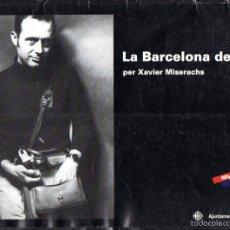 Libros de segunda mano: XAVIER MISERACHS : LA BARCELONA DELS 60 (CARPETA DE 14 FOTOGRAFÍAS). Lote 57991802