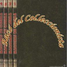Libros de segunda mano: MAQUINAS DE GUERRA (4 TOMOS), DIRECTOR JOSE MAS, EDITORIAL PLANETA DEAGOSTINI, 1985. Lote 58110199