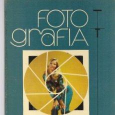 Libros de segunda mano: FOTOGRAFIA. ESCUELA TECNICA DE ALTA FOTOGRAFÍA. VOLUMEN V. 1975, (Z37). Lote 58267667