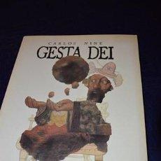Libros de segunda mano: CARLOS NINE / GESTA DEI. Lote 58381979