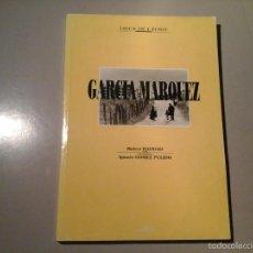 Libros de segunda mano: HUBERT HADDAD / IGNACIO GÓMEZ PULIDO. GARCÍA MÁRQUEZ.DEDICATORIA AUTÓGRAFA DE G. PULIDO. 1ª ED 1993.. Lote 58432217