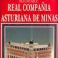 Libri di seconda mano: RECORTABLE REAL COMPAÑIA ASTURIANA DE MINAS. Lote 58604620
