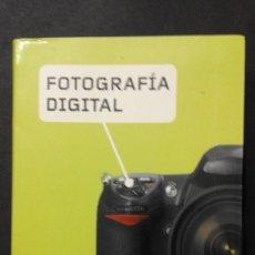 Libros de segunda mano: 1 LIBRO DE GRIJALBO ** FOTOGRAFÍA DIGITAL ** STEVE BAVISTER- AÑO 2009. Lote 58679774