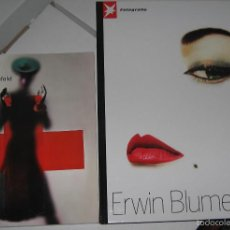 Libros de segunda mano: ERWIN BLUMENFELD. Lote 58696146