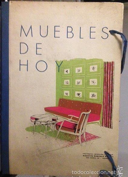 Muebles de hoy 30 proyectos de mobiliario func comprar - Muebles anos 50 madrid ...