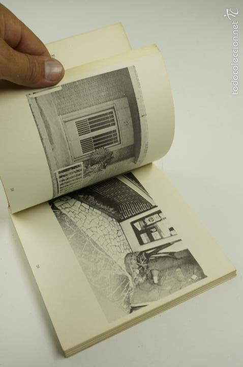Libros de segunda mano: ARQUITECTURA Y LÁGRIMAS, FOTOGRAFÍAS DE LEOPOLDO POMÉS. TUSQUETS ED. 1975. - Foto 5 - 60421107