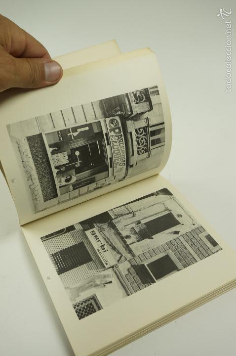 Libros de segunda mano: ARQUITECTURA Y LÁGRIMAS, FOTOGRAFÍAS DE LEOPOLDO POMÉS. TUSQUETS ED. 1975. - Foto 7 - 60421107