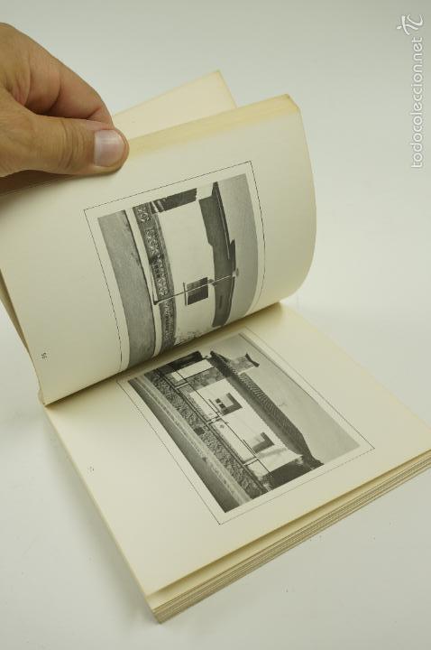 Libros de segunda mano: ARQUITECTURA Y LÁGRIMAS, FOTOGRAFÍAS DE LEOPOLDO POMÉS. TUSQUETS ED. 1975. - Foto 11 - 60421107