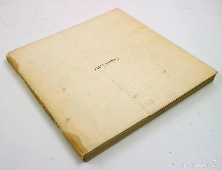 Libros de segunda mano: ARQUITECTURA Y LÁGRIMAS, FOTOGRAFÍAS DE LEOPOLDO POMÉS. TUSQUETS ED. 1975. - Foto 12 - 60421107