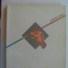 Libros de segunda mano: GRAN LIBRO CATALOGO DE MECANORMA , GRAPHIC BOOK. BIBLIA DEL ROTULISTA DISEÑADOR. Lote 112032163