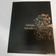 Libros de segunda mano: IRMÃOS CAMPANA - ENTRE O DESIGN E A ARTE   ACERVO DO MAM ARQUITECTURA DISEÑO MUEBLE SILLA. Lote 62816544