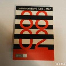 Libros de segunda mano: AUDIOVISUAL INJUVE 1988-2002 VV.AA. INST. DE LA JUVENTUD 2004 DISEÑO ARTE. Lote 62856316
