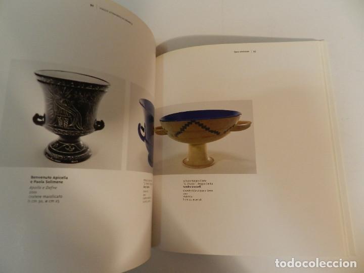 Libros de segunda mano: VIAGGIO ATTRAVERSO LA CERAMICA. CATALOGO DELLA MOSTRA – 28 FEB 2002 E. BIFFI GENTILI DISEÑO ARTE - Foto 6 - 63031112