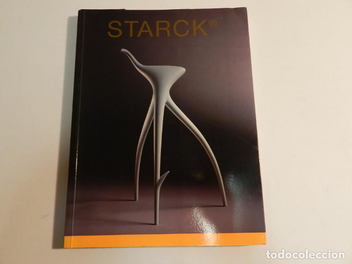 STARCK SILLAS CATALOGO DISEÑO DESIGN MUEBLE MOBILIARIO (Libros de Segunda Mano - Bellas artes, ocio y coleccionismo - Diseño y Fotografía)
