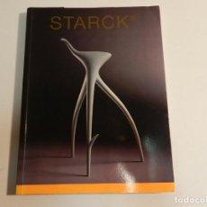 Libros de segunda mano: STARCK SILLAS CATALOGO DISEÑO DESIGN MUEBLE MOBILIARIO. Lote 63318236