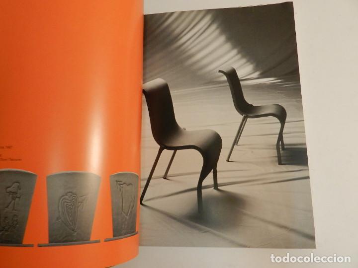 Libros de segunda mano: STARCK SILLAS CATALOGO DISEÑO DESIGN MUEBLE MOBILIARIO - Foto 3 - 63318236