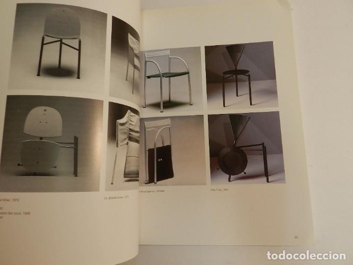 Libros de segunda mano: STARCK SILLAS CATALOGO DISEÑO DESIGN MUEBLE MOBILIARIO - Foto 4 - 63318236