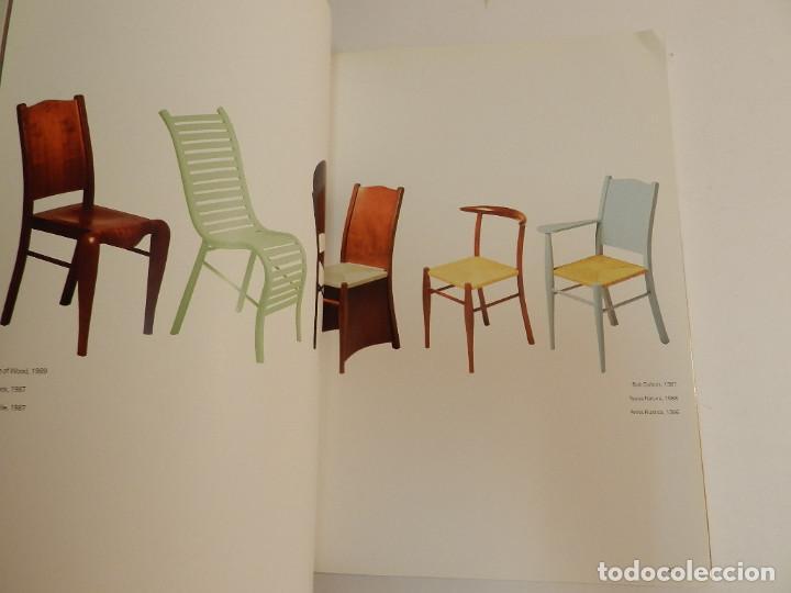 Libros de segunda mano: STARCK SILLAS CATALOGO DISEÑO DESIGN MUEBLE MOBILIARIO - Foto 5 - 63318236
