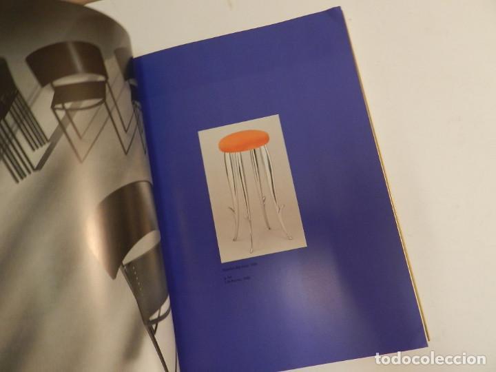 Libros de segunda mano: STARCK SILLAS CATALOGO DISEÑO DESIGN MUEBLE MOBILIARIO - Foto 6 - 63318236
