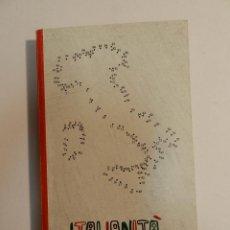 Libros de segunda mano: ITALIANITÀ, CORRAINI EDIZIONI, MANTOVA 2008, DISEÑO ARTE ARQUITECTECTURA. Lote 63384424