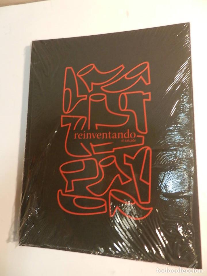 REINVENTANDO EL CALZADO DISEÑO ZAPATOS DESIGN DISEÑADOR ESPAÑOL (Libros de Segunda Mano - Bellas artes, ocio y coleccionismo - Diseño y Fotografía)