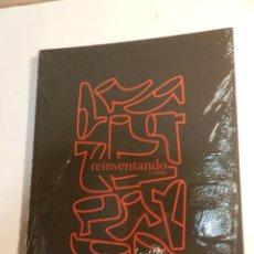 Libros de segunda mano: REINVENTANDO EL CALZADO DISEÑO ZAPATOS DESIGN DISEÑADOR ESPAÑOL. Lote 133047894