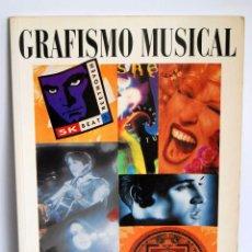 Libros de segunda mano: GRAFISMO MUSICAL GG MEXICO AÑO 1996 MUSIC GRAPHICS. Lote 63644711