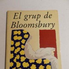 Libros de segunda mano: EL GRUP DE BLOOMSBURY EXPOSICIÓN/ VVAA FUNDACIÓ CAIXA DE PENSIONS BARCELONA 1986 ARTE DISEÑO DESIGN. Lote 63910599
