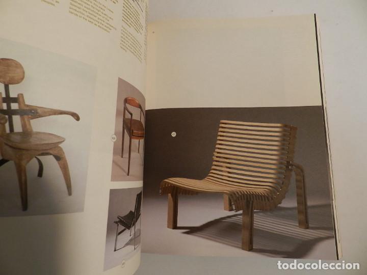 Libros de segunda mano: 300% SPANISH DESIGN 100 SILLAS. 100 LAMPARAS. 100 CARTELES. DESIGN INTERIORISMO MUEBLE PRODUCTO - Foto 11 - 63995847