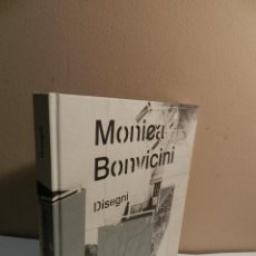 Libros de segunda mano: MONICA BONVICINI – DISEGNI PUB DISTANZ, BERLIN, 2012 DISEÑO PRODUCTO - GRAN FORMATO TAPA DURA. Lote 226748535