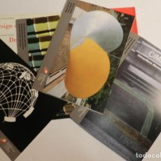 Libros de segunda mano: ISTITUTO EUROPEO DI DESIGN 90? CATALOGO DISEÑO PRODUCTO . Lote 63998531