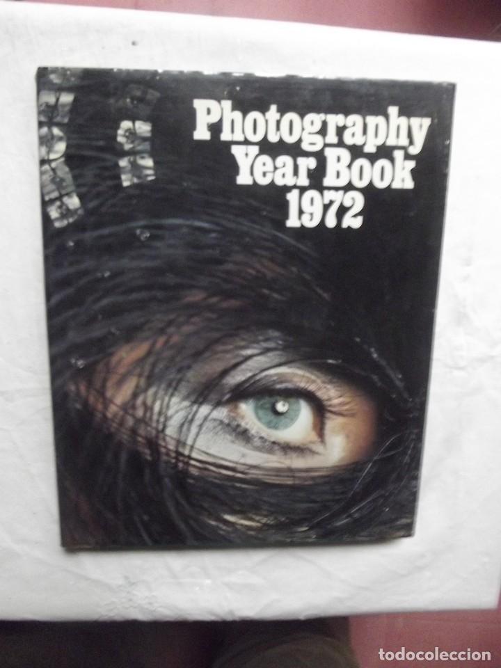 PHIOTOGRAPHY YEAR BOOK 1972 (Libros de Segunda Mano - Bellas artes, ocio y coleccionismo - Diseño y Fotografía)