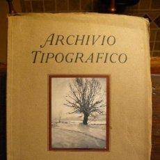 Libros de segunda mano: CATÁLOGO TIPOGRÁFICO SOCIETÀ ANONIMA DITTA NEBIOLO & COMP. CON SEDE EN BARCELONA. AGOSTO 1907. Lote 65428651