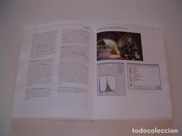 Libros de segunda mano: MARTIN EVENING. Photoshop CS3 para fotógrafos. RM77401. - Foto 2 - 65930822