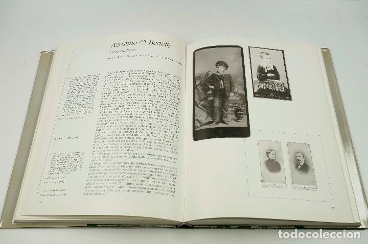 Libros de segunda mano: FOTOGRAFI RITRATTISTI NEL PIEMONTE DELL´800. MUSUMECI ED. 1980. 32X24 CM. - Foto 4 - 66153814