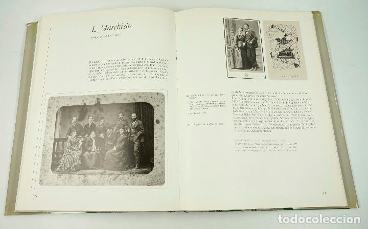 Libros de segunda mano: FOTOGRAFI RITRATTISTI NEL PIEMONTE DELL´800. MUSUMECI ED. 1980. 32X24 CM. - Foto 6 - 66153814