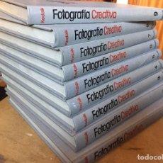Libros de segunda mano: ENCICLOPEDIA SALVAT DE LA FOTOGRAFÍA CREATIVA. Lote 66290418