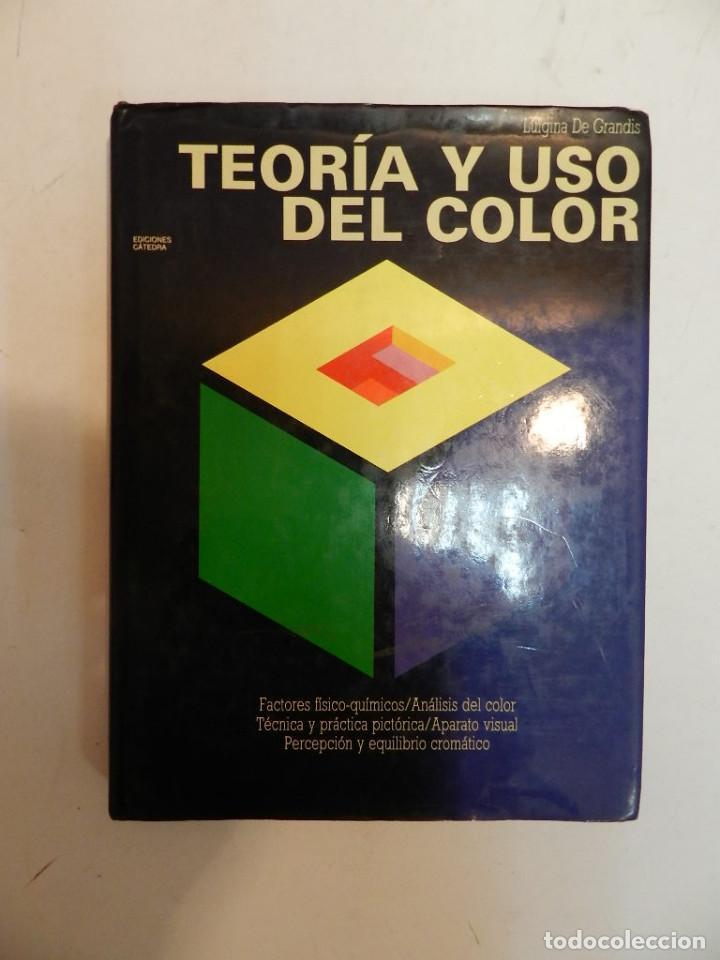 teoría y uso del color- luigina de grandis- ed. - Comprar Libros de ...