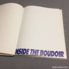 Libros de segunda mano: INSIDE THE BOUDOIR ( FOTOGRAFIA EROTICA ). Lote 67709021