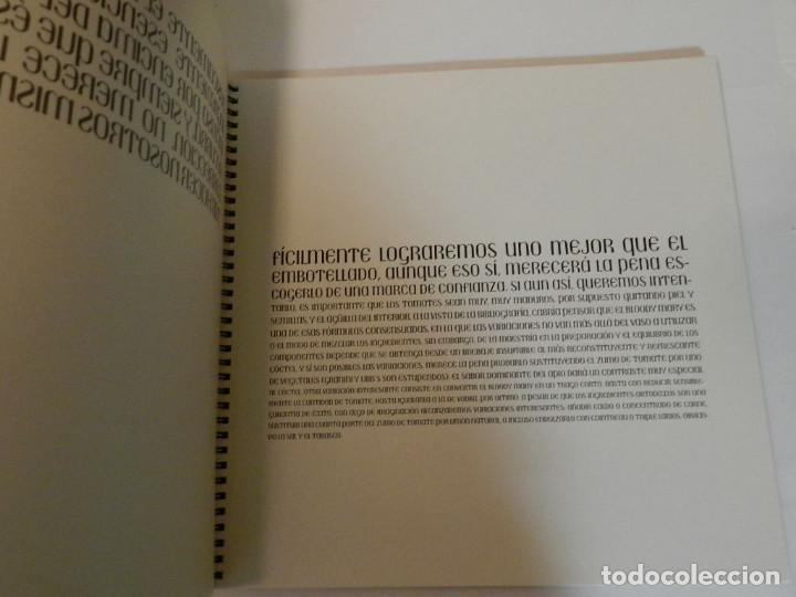Libros de segunda mano: CÓCTELES ILUSTRADOS DE ÁLVARO SOBRINO DISEÑO GRÁFICO TIPOGRAFÍA NO VENAL PHILIP STANTON - Foto 5 - 112359020