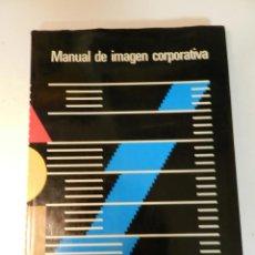 Libros de segunda mano: MANUAL DE IMAGEN CORPORATIVA. EUGENI ROSELL. ED.GUSTAVO GILI, 1991 .- DISEÑO GRÁFICO TYPE TIPOGRAFÍA. Lote 68014557