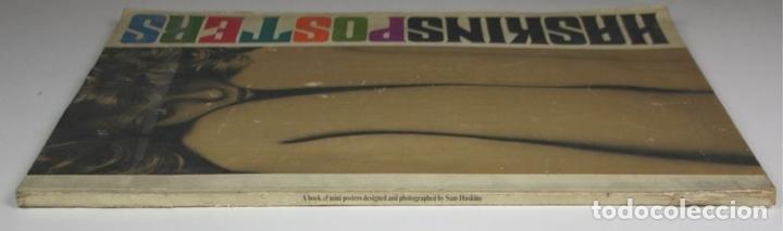 Libros de segunda mano: 8235 - HASKINSPOSTERS. COPYRIGHT SAM HASKINS. 1972. - Foto 8 - 68231753