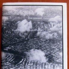 Livres d'occasion: ZOE LEONARD - FOTOGRAFIAS - 2008. Lote 68259749