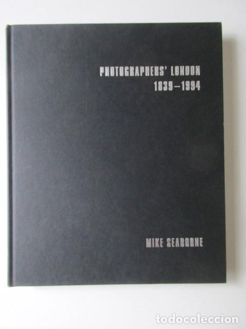 Libros de segunda mano: LIBRO GRAN FORMATO SOBRE LOS FOTÓGRAFOS DE LONDRES 1939-1994, MIKE SEABORNE, 1997 - Foto 4 - 68398717
